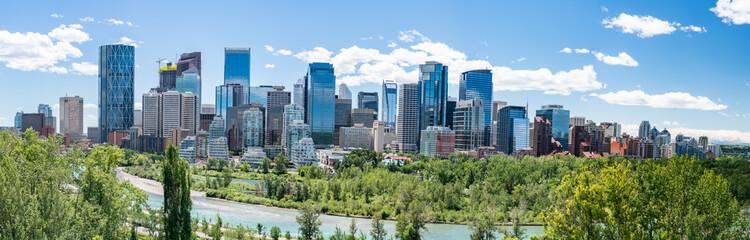 Calgary, Alberta Canda City Skyline