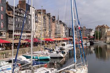 Porto turistico di Honfleur