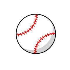 baseball icon. vector illustration