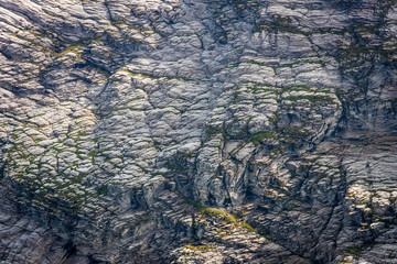 rock texture of mountain, wall stone background