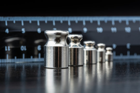 Weights calibration standard
