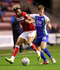 Championship - Wigan Athletic v Bristol City