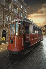 eski tranvay