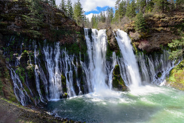 MacArthur Burney Falls, California, USA