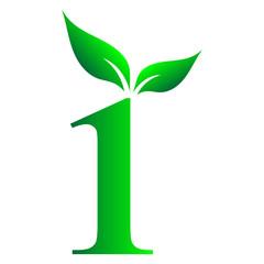 Arabic number, 1