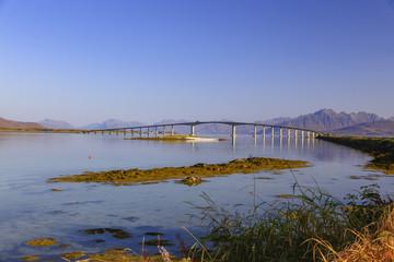 bridge over the fjord