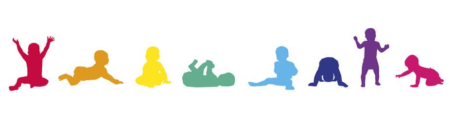 Frise-Bébés-couleurs