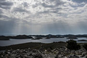 National parks in Adriatic sea, Croatia (Telascica and Kornati)