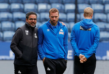 Premier League - Leicester City v Huddersfield Town