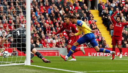 Premier League - Liverpool v Southampton