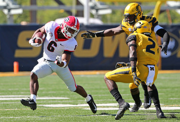 NCAA Football: Georgia at Missouri