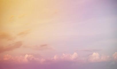 white clouds in a sky