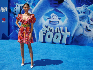 World premiere of 'Smallfoot' in Los Angeles