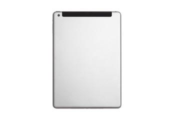 back tablet silver