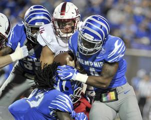 NCAA Football: South Alabama at Memphis