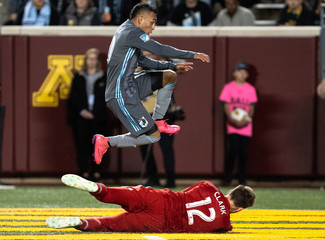 MLS: Portland Timbers at Minnesota United FC