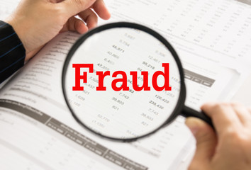 business fraud investigation
