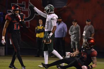 NCAA Football: Eastern Michigan at San Diego State