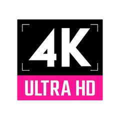 4k ultra hd deep pink