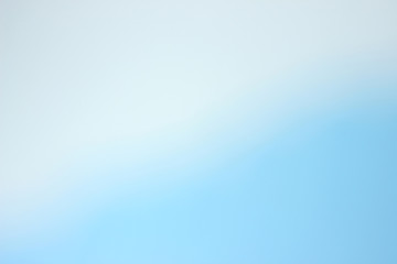 Abstract white and blue background