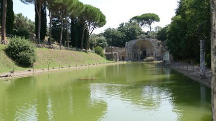 Tivoli Villa Hadriana Canopo