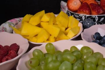 Fresh fruitbowles