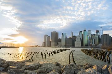 City Skyline America