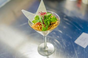 Cocktail Salat