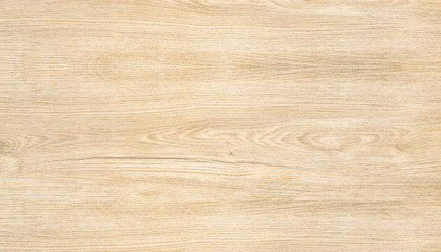 Wood or playwood texture background, panel with light nature tree pattern, top view