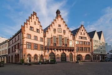 Der Frankfurter Römer, Frankfurt am Main, Hessen, Deutschland