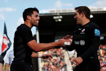 Premiership - Saracens v Gloucester Rugby
