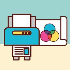graphic design concept