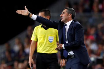 La Liga Santander - FC Barcelona v Girona