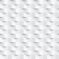 Vector White abstract 3d paper art style texture background  can be used in cover design, book design, poster, cd cover, flyer, website backgrounds or advertising.