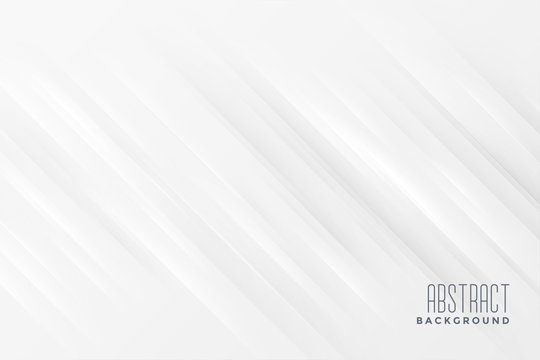 stylish white background with dark and light lines shades