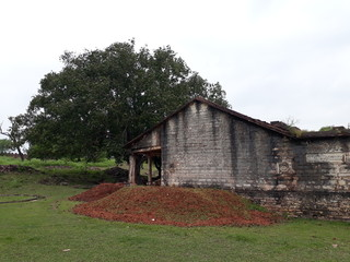 Khimlasa fort view