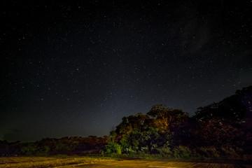 nuit etoilée