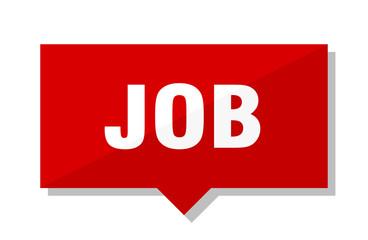 job red tag