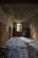 ex manicomio di mombello, luoghi abbandonati, italia