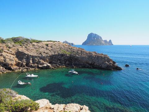 Ibiza - Küste im Südwesten