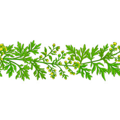 wormwood vector pattern