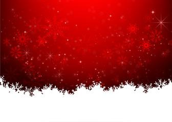 Christmas snowflake and starlight abstract bakcground vector illustration eps10 0022