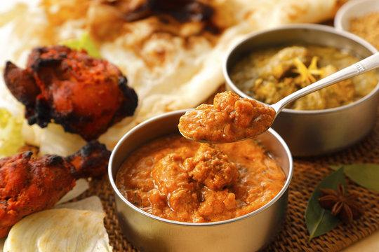 インドカレー Indian curry