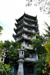 ベトナム ダナン 五行山