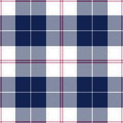 Tartan seamless pattern. Vector background