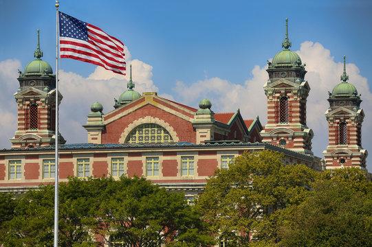 Ellis Island Immigration Museum Jersey city