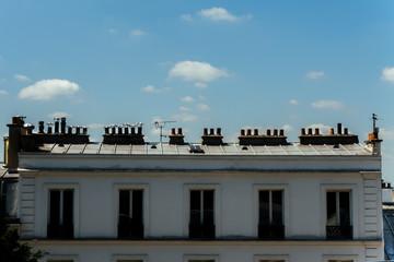 Toits de Paris, Montmartre