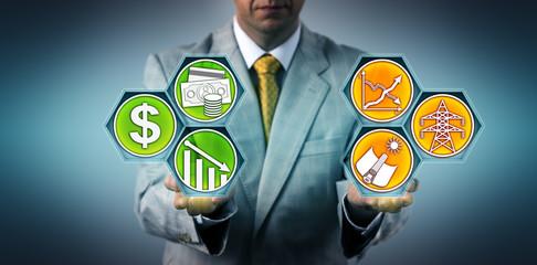 Investor Predicting Efficiency Increase Of CSP