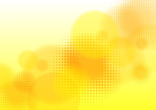 Abstract Yellow Background #Vector Graphics