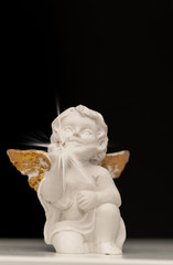 Angel. Figure. Lights. Spirituality 1
